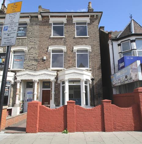 Self Contained Office Building To Let - Haringey, London N8