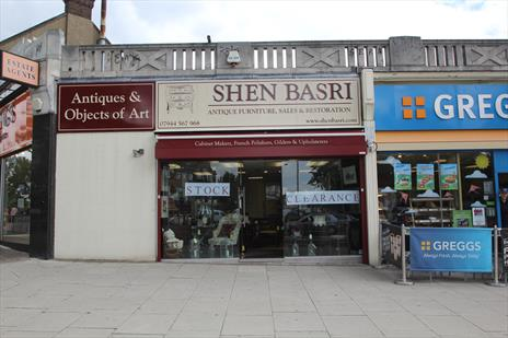 Prominent Retail Shop To Let - Bush Hill Park, North London