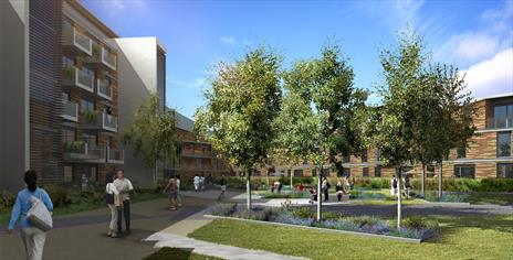 Freehold Development Site For Sale, 116 Residential Units - London E10