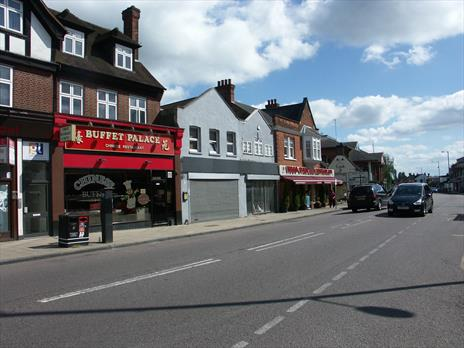 Mixed Residential and Commercial Development Site For Sale in Potters Bar EN6