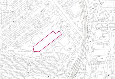 Freehold Site With Development Potential For Sale - Bruce Grove, London N17