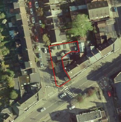 Prominent Freehold Corner Development Site For Sale - London E17