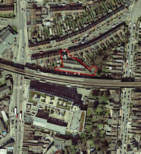 0.26 Acre Freehold Residential Development Site For Sale - Forest Gate, London E7