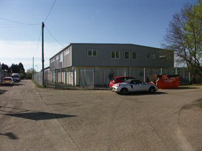 Modern Warehouse To Let / Long Leasehold For Sale - Hertford SG14