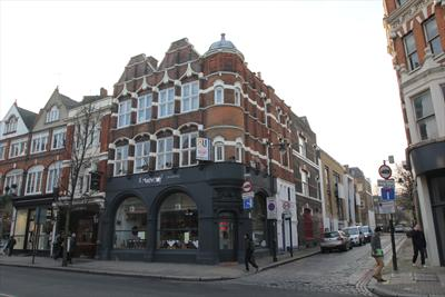 Offices To Let in Upper Street, Islington N1