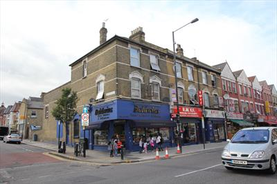 Fully Let Shop and Upper Parts Investment Harringay, London N4