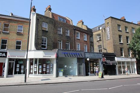 A1 Shop To Let - Upper Street, Islington N1