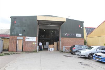 Detached High Bay Warehouse With Hi-Tech Security Features - London N18
