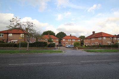 Cockfosters Residential Investment For Sale, North London - 14 maisonettes and 7 garages