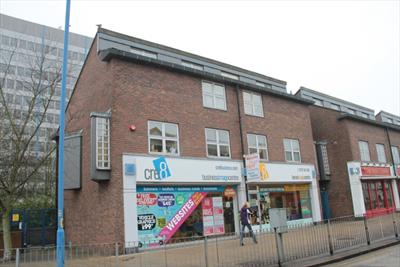 Prominent High Street Office - Potters Bar EN6