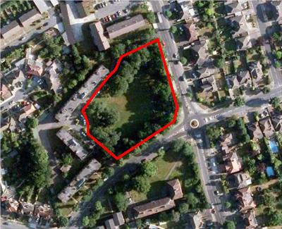 Freehold Residential Development Site for Sale - Oakwood, London N14
