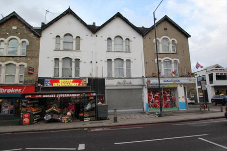 Shop and Upper Parts Investment For Sale - Harringay, London N15