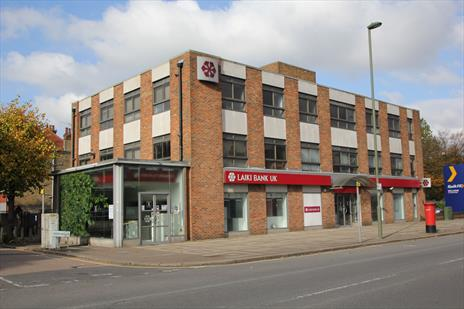 Freehold Office Building with Planning Permission for Additional Storey - London N12