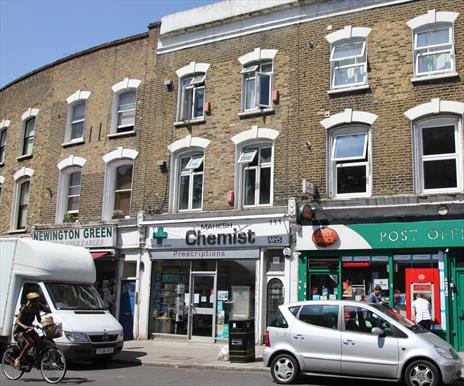 Shop and Upper Parts Investment For Sale - Islington, London N1