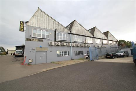 Virtual Freehold Industrial Unit For Sale - London N11