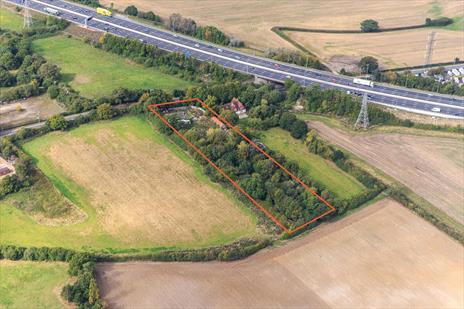 Freehold Land (1.81 acres) For Sale - Potters Bar EN6