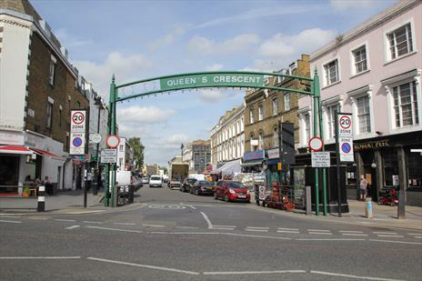 Large Triple Unit Retail Shop For Sale - Kentish Town London NW5