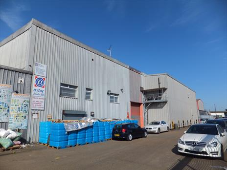 Virtual Freehold High Eaves Cash & Carry Warehouse For Sale - East London