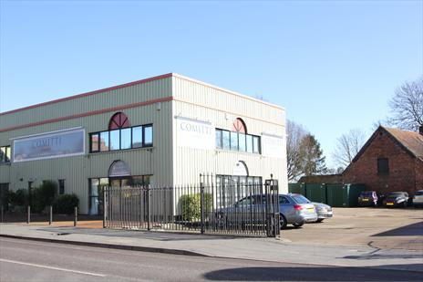 Prominent Roadside Showroom / Offices To Let - Ongar, Essex