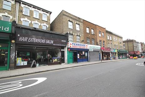 Reversionary Mixed Use Freehold Investment For Sale - London N4