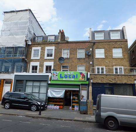 Vacant Freehold Shop and Upper Parts with Significant Development Potential - Hackney, London E8