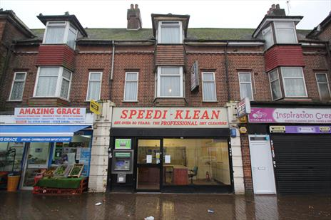 Freehold Shop and Upper Parts With Development Potential For Sale Barking RM8
