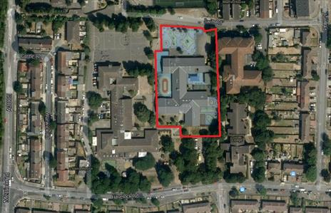 Freehold D1 Educational Property Investment For Sale - West London