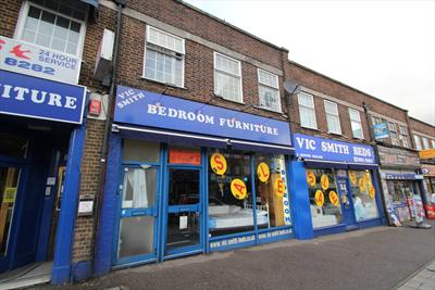Fully Let Shop and Upper Parts Investment - Southgate, London N14