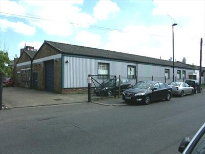 Freehold Workshop / Warehouse For Sale Edmonton, London N18