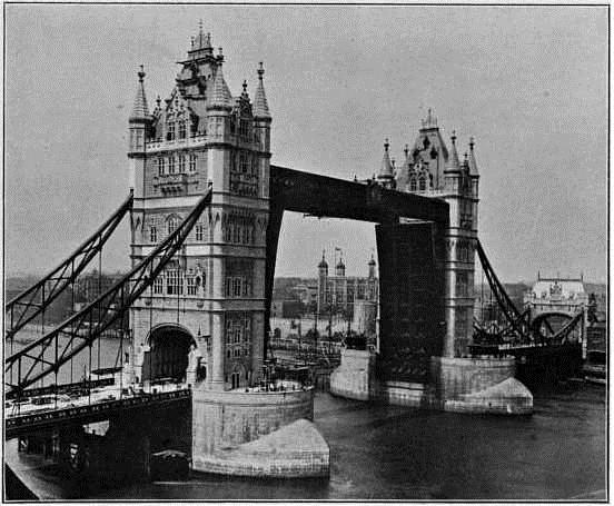Tower Bridge infrastructure