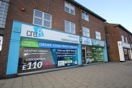 Highly Prominent Retail Unit To Let - Potters Bar EN6