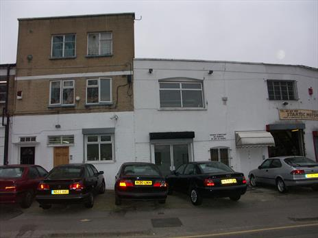 Studio / Office Building - Freehold For Sale or To Let - Wood Green, London N22