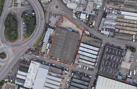 Vacant Freehold Industrial Unit with Development Potential - London N18