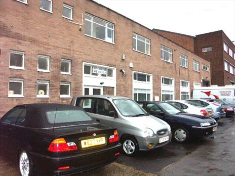 Enfield Warehouse To Let (Available End of May 2007)