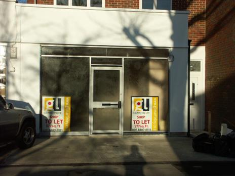 Retail Unit Suitable for A2 Office Use To Let - Enfield EN1