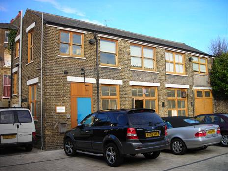 Freehold Detached B1 Workshop and Office For Sale - Camden, London NW1