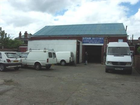 Vehicle Repair Workshop and MOT Station Lease for Sale - London N17