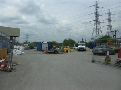 Open Storage Yard To Let - Brimsdown, Enfield EN3