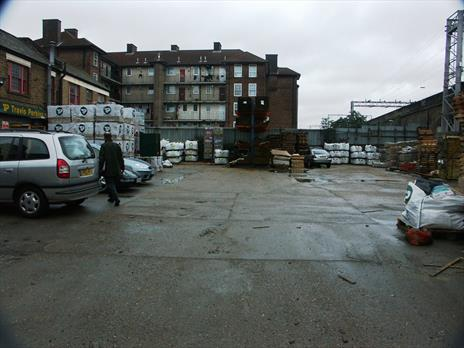 London E2 Freehold Investment Property For Sale with Development Potential