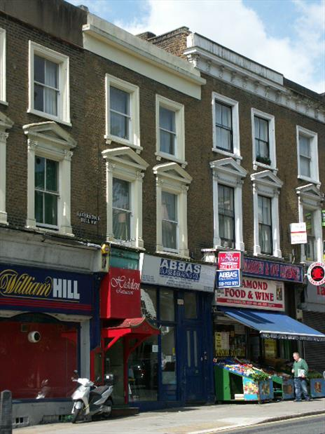 Freehold Shop & Upper Parts Commercial Property Investment - London NW3