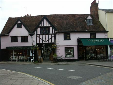 A1 Retail Unit To Let - Hertford
