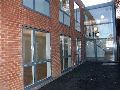 Attractive Mews Offices To Let - Enfield EN1