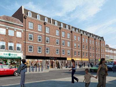 New North London retail units to let - Southgate N14