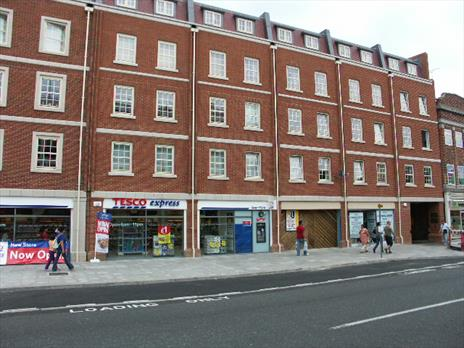 New Retail Unit to Let - Southgate London N14