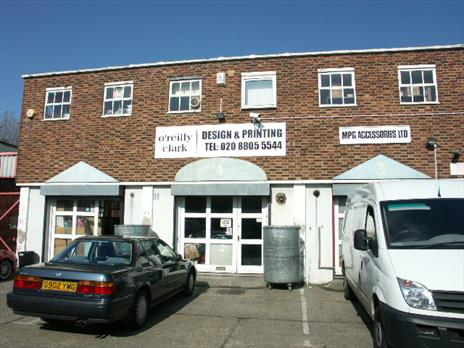Warehouse/Workshop and Offices For Sale - Enfield EN3