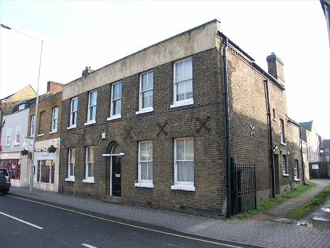 Individual Economical Office To Let With All-inclusive Rent - Ware, Herts