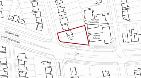 Freehold Residential Development Site  With Planning Permission - Edgware