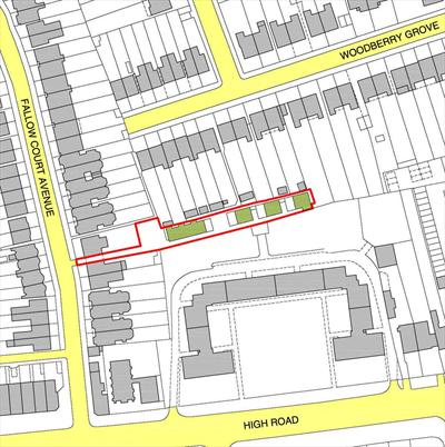 Development Site For Sale With Planning Permission For Six Residential Units
