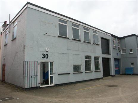 Two Storey Warehouse and Offices to Let - Queensway, Enfield EN3