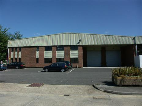 Modern Industrial Building - Freehold For Sale